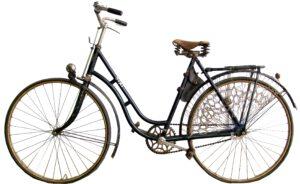 Dixi-Fahrrad